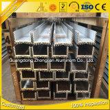 Fabrik geben Aluminiumprozess-Aluminium-Kühlkörper des strangpresßling-6063 T5 an