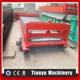 China acanaló la hoja del azulejo de material para techos del metal que hacía la máquina
