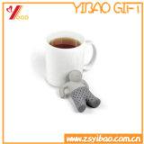 Пакетик чая горячего силикона сбывания изготовленный на заказ Eco-Friendly миниый