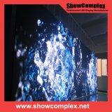 Schermo di visualizzazione ultra sottile esterno del LED del Governo P6 per ginnastica