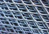 Garde-gouttière en treillis en treillis métallique et en aluminium renforcé