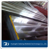 Aço de ferramenta horizontalmente quente do trabalho de H21 DIN1.2581