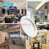La luz de techo ligera del LED abajo 3W calienta el proyecto blanco LED comercial Downlight