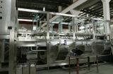L'eau minérale SUS304 5 Gallon plafonnement de la machine à laver de remplissage