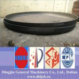 The Flanged Only Bottom End for Boiler Fabricado por Dalian Dingjin