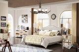 الصين [فوشن] غرفة نوم أثاث لازم [لتست] حديثة ليّنة بناء سرير