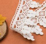 Merletto africano del cavo di disegno di vendita del voile di alta qualità svizzera calda superiore del merletto