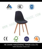 Hzpc159 arte de tela pies de madera sólida hardware heces fijas