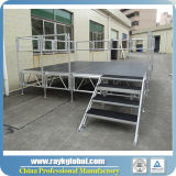 Aluminiumim freienkonzert-Stadiums-faltendes Stadiums-System