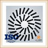 Klimaanlage-Luft-Anschluss-Quadrat-Diffuser- (Zerstäuber)strudel-Diffuser (Zerstäuber)