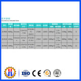L'acciaio Zlp630 ha galvanizzato i fornitori della Cina della piattaforma e la Cina sospesi