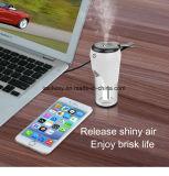 2017 Nieuwste Draagbaar in Luchtbevochtiger van de Lucht van de Auto en van de Auto van het Huis USB de Mini met de Dubbele 2.1A Lader van de Auto USB