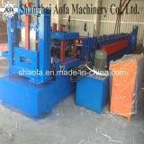 機械を形作る鋼鉄母屋ロール