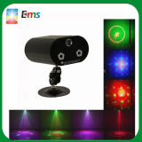 Laser LED Light Mini Laser multi Padrões Efeito LED RGB Laser Disco Light