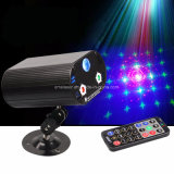 LED Laser Light Mini Laser multi-modèles Effet LED RVB Laser Disco Light