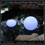 LED impermeable al aire libre de la luz de la bola