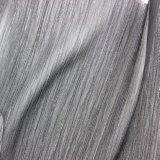 Ткань полиэфира Crinkle тонкой мычки Silk для платья женщин