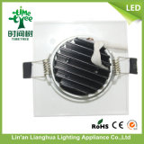 7W LED carrée COB Down Light Downlight LED
