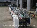 De automatische Machine van Gluer van de Omslag (De omslag van de mini-Doos gluer) met ISO9001