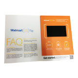 Impression manuelle de Walmart d'instruction faite sur commande de salaire