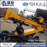 Impianto di perforazione idraulico di carotaggio di Hfu-3A, piattaforma di produzione dorata