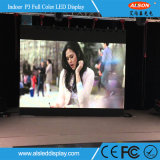 Panneau d'affichage fixe d'intérieur de la location P3 DEL TV de petit espacement des pixels pour des événements