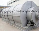 Ásia populares pneu usado nova planta de reciclagem Pyrolisis recebendo óleo dos pneus