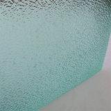 10 ans ont garanti la feuille solide gravée en relief de polycarbonate pour le toit