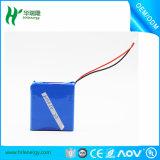 Batterie 1800mAh 605050 3.7V de Li-Polymère pour médical