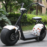 Harleyのセリウムが付いている脂肪質のタイヤ山の電気スクーター