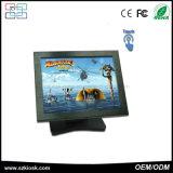 De goedkope LCD TFT van 15 Duim Speler van de Advertentie van de Kiosk van de Aanraking