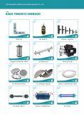 gerador do ozônio 7-10g/Hr para o tratamento da água interno da piscicultura