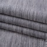 Tessuto delle lane della lavata della macchina di 100% con buona elasticità per il Nightdress in grigio-chiaro