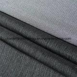 Il filo di ordito ha lavorato a maglia scrivere tra riga e riga tessuto tessuto di spazzolatura Napping dell'inserto di trama Doppio-Pettinato