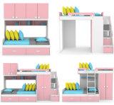 Кровать нары мебели малышей деревянная (NOBEL)