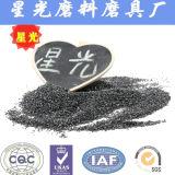 Schwarzes Karborundum-Sand-Ineinander greifen 16