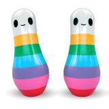 El TPU o PVC inflable juguete para niños Mini Saco de arena