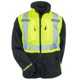 卸し売りトラフィックのこんにちは気力の防水反射安全Softshellのジャケット