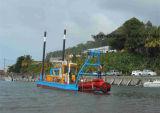 良質のカッターの吸引の浚渫船