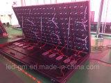 LED 스크린, P8mm를 광고하는 옥외 무선 이중 면 LED