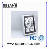 Controlemechanisme van de Toegang van de Kaart RFID Em van het Toetsenbord van het metaal Standalone (SAC101)