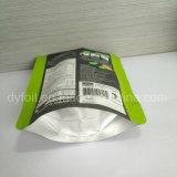 Aluminiumfolie-Beutel-Fastfood- Beutel für das Verpacken der Lebensmittel