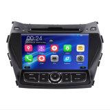 LÄRM 2 Auto GPS-Auto-Navigationsanlage für Hyundai IX45 2013 2014 und Santa Fe 2013 mit Radio BT-SWC DVD GPS