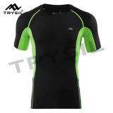 Homme Sport Chemises T-shirt Sportswear Gym Clothing
