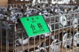 De aço inoxidável de alta pressão da bomba de poços com uma corda de fixação fornecidos