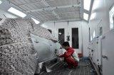 Yokistar 지면 분무 도장 부스를 위한 움직일 수 있는 적외선 태양등