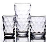 Het Glas van het glaswerk/van de Wijn/het Glas van de Tuimelschakelaar/van het Bier/het Drinken Glas