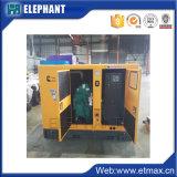 중국 공급자 84kVA 67kw Cummins 휴대용 디젤 엔진 발전기