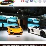 Visualización video de interior de HD P2.5 640*640mmcabinet LED para hacer publicidad