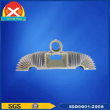 Dissipatore di calore dell'alluminio della fabbrica del dissipatore di calore di figura rotonda LED